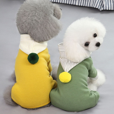 강아지 고깔 모자 올인원 후드 티셔츠