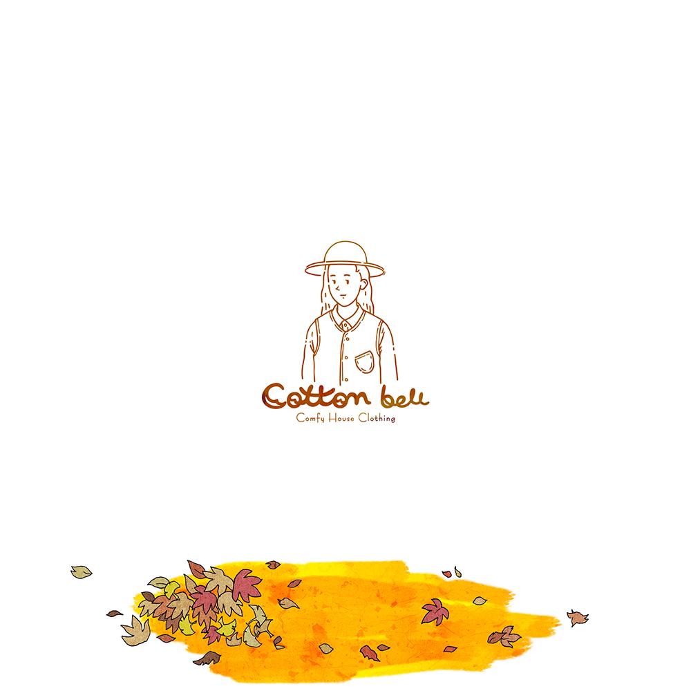Cottonbell Logo Shopper Bag - Puple - 코튼벨, 49,000원, 캔버스/에코백, 심플캔버스백