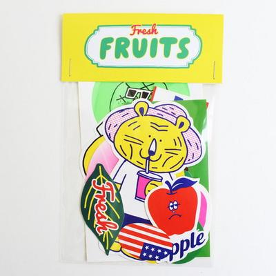 FRESH FRUITS 스티커팩