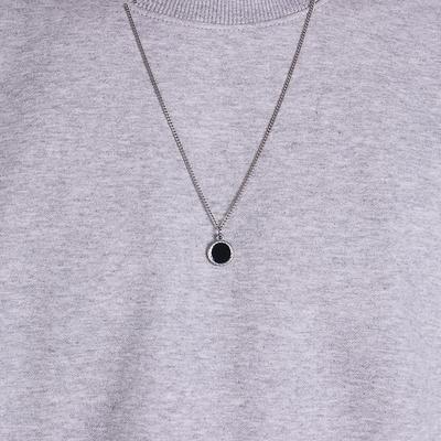 피넛 메탈 Necklace