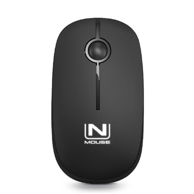 SKY NMOUSE W42 LED 무소음 무선 마우스