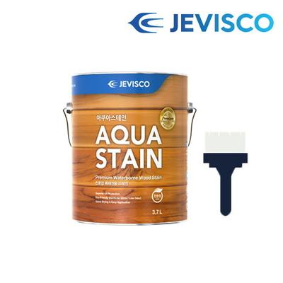 아쿠아스테인 302 백색 3.7L 셀프목재페인트