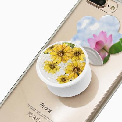 오프리 향기 3M거울 충격보호 에어쿠션 에어톡 케이스