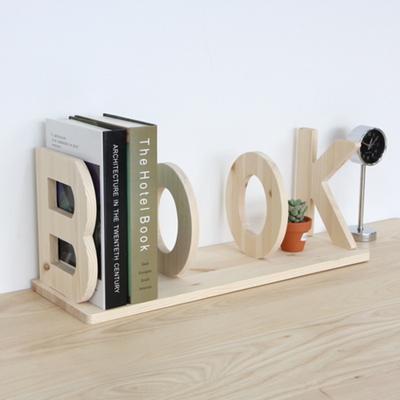 BOOK 원목책꽂이