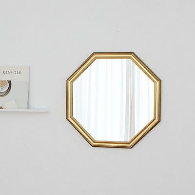 정팔각 517골드 벽거울