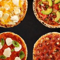 화제의 그 피자 '우주인피자'
