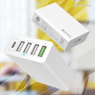 USB PD 퀵차지 3.0 C타입 5포트 멀티 고속 충전기 MPD305