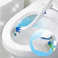 화장실 변기 청소 솔 욕실 청소솔 일회용 이지클린