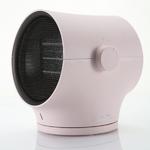 트리탑 세라믹 히터 - 핑크