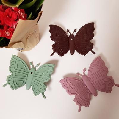 실리콘 나비 냄비 손잡이 장갑