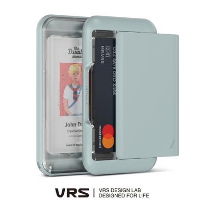 디월렛 카드지갑 G501 플레인 글라이드-클리어