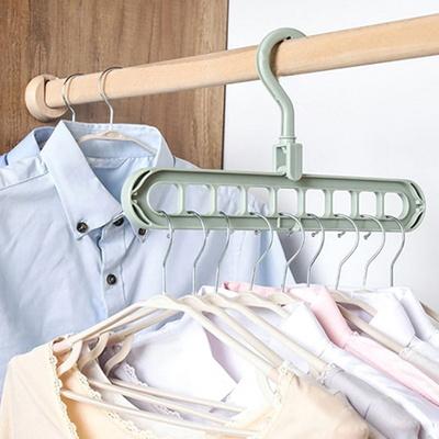 릴레이옷걸이 접이식 멀티 공간절약
