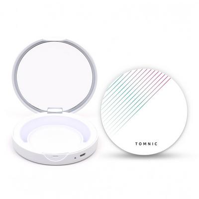 LED 화장 거울 팩트형- Basic 디아C