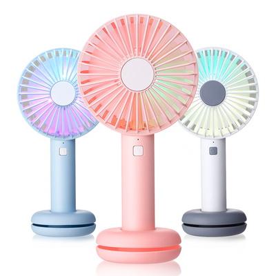 LED 휴대용 선풍기 PANDA-F7