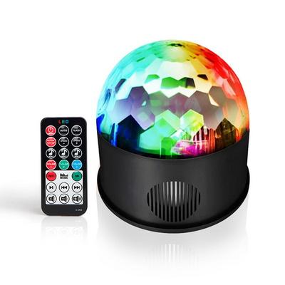 LED 블루투스 스피커 노래방 조명 미러볼 SNP-3000