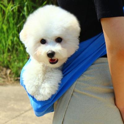 강아지 슬링백 이동가방