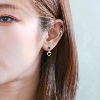 미니참7종 귀걸이(티타늄침)