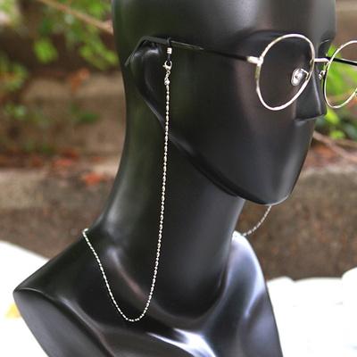써지컬스틸 믹싱군번볼체인 안경줄 마스크스트랩 겸용