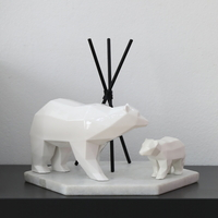 도자기작품 (북극곰) 2EA