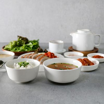 노던 1인 혼밥 식기세트 6p