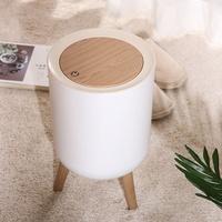 인테리어 휴지통 원터치 가정용 화장실 주방 쓰레기통