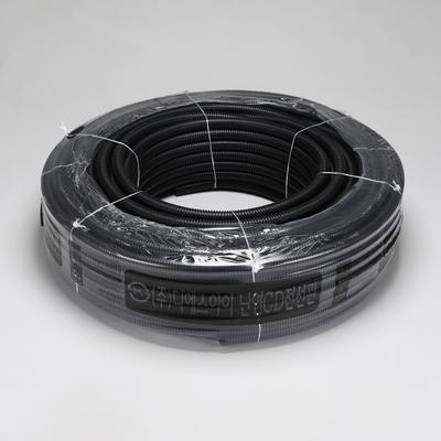 CD파이프 난연 22MM 100M 흑색 전선보호관