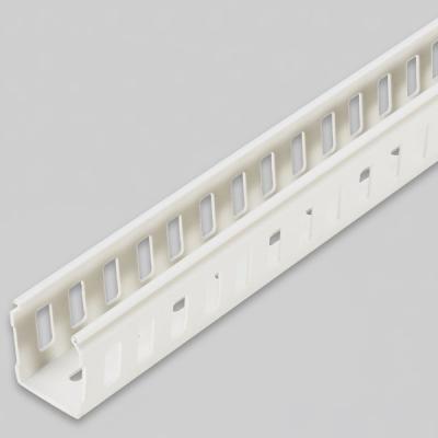 PVC닥트 랜덕트 몰딩전선정리 30X80 2M 바디