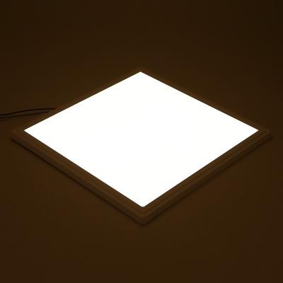 LED 평판 엣지 퓨쳐 노플리커 520X520 40W 전구색