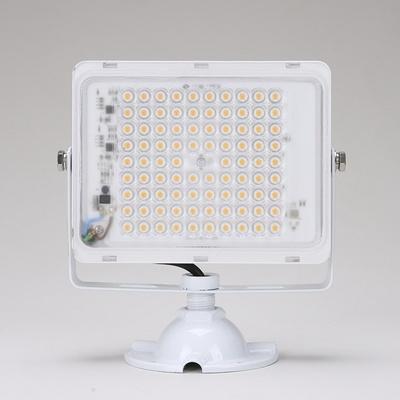 일광 사각LED투광기 화이트 40W 노출형 전구색 AC