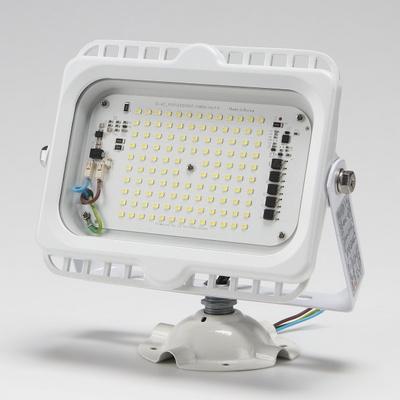 삼립 사각LED투광기 화이트 51W 노출형 주광색 KC IP682
