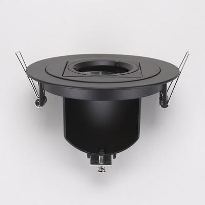 MR-16 등기구 4인치 프리매입 흑색 Y401A