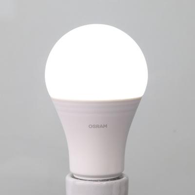 오스람 LED 벌브 램프 10.5W 주광색