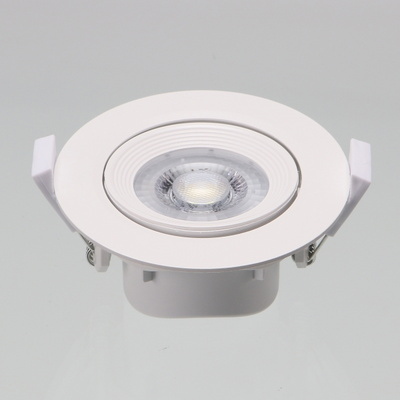 번개표 LED MR16 회전매입등 5W 주광색 KS