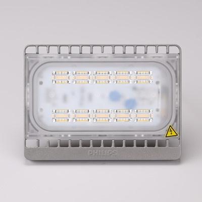 사각 LED 투광기 30W 노출형 주광색 BVP 161 CW