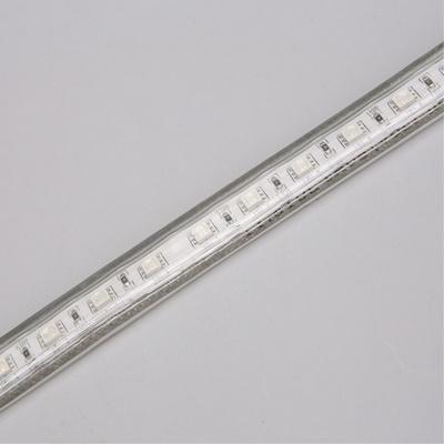 LED 네온 플렉시블 RGB 무지개 줄조명
