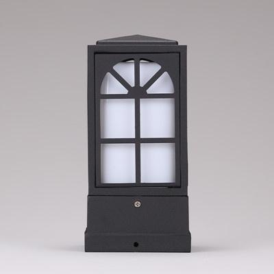 문주등 사각 윈도우 100x100xH210 블랙