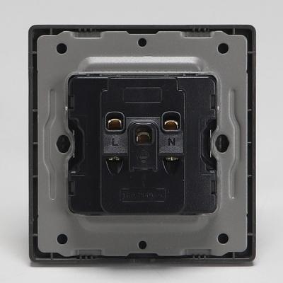 매입콘센트 A69 유럽형 리온 다국적 2P+3P 실버 A69-C06 스테인리스재질