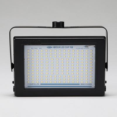 SS 사각LED투광기 블랙 50W 노출형 주광색6.0K