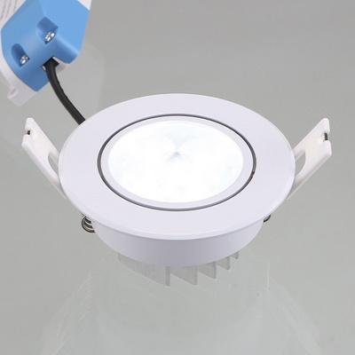 LED매입등 3인치 다운라이트 5W 매입등 주광색