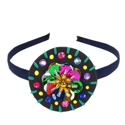 민속 전통의상 배시 머리띠 만들기(10개세트)