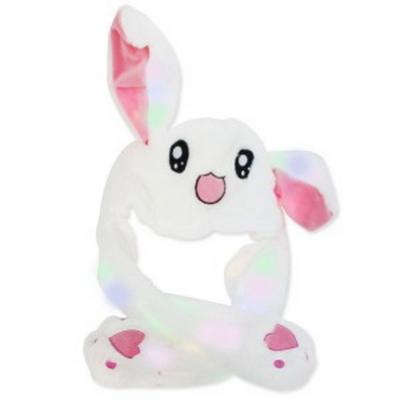 LED 움직이는 토끼 귀 모자