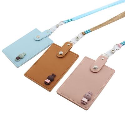 카드 목걸이-카드지갑