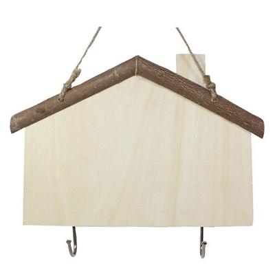 통나무집 걸이액자 고리형 달력 세트 DIY(10인용)