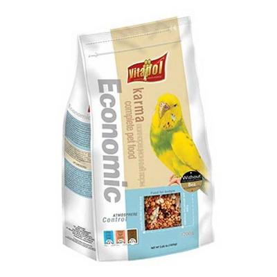 비타폴 이코노믹 소형 1.2kg /새 앵무새 사료 먹이 모이 밥 간식
