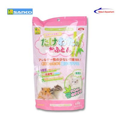 산코 대나무 코튼 60g 솜이불 베딩 소동물용품