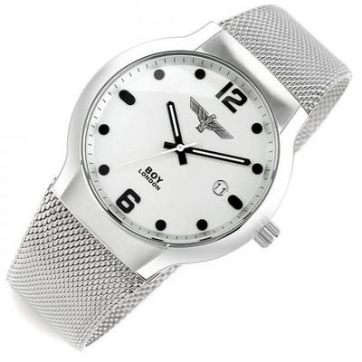 한국본사정품 보이런던시계 BLD741 WHITE