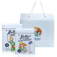 넬리 블루 소다세제 선물세트 (세제+산소표백제+패키지)