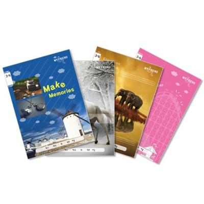 초등노트 줄노트 3-6학년 (10권 1세트) 공책 줄공책