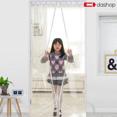 다샵 현관/방문 방풍비닐 투명 90x210