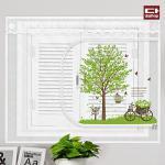 다샵 창문형 지퍼식 모기장 초록향기 150x120